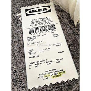 Home Furnishings Trendy Ki x vg MARKERAD Jointly Jagged Edge Receipt Carpet Parlor Rug Yoga Floor Mat Supplier