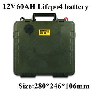 Wholesale traffic signs resale online - Waterproof v ah Lifepo4 Battery Bateria USB Port for LCTV Traffic Sign Inverter Exploration Electro Bike A Charger