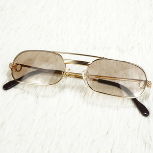 Wholesale reading sunglasses resale online - Metal Frame Small Size Sunglasses Reading for Men Vintage Eyeglasses Women Fill Prescription Shades Computer Glasses Ch01