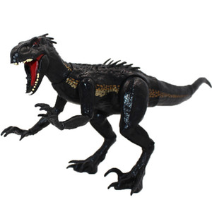 Wholesale learning piano resale online - 15cm Indoraptor Jurassic Park World Dinosaurs Joint Movable Action Figure Classic Toys For Boy Children Xmas Gift LJ200907