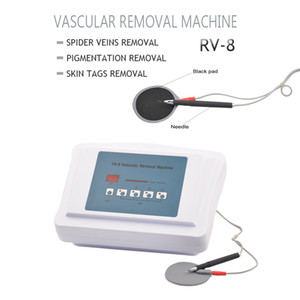 Portable RF needle Red Blood Vascular Removal Face Spider Veins Remove Treatment Redness Remover Beauty Equipment