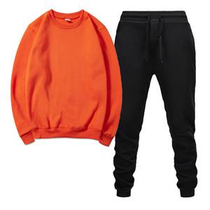 Men's designer pullovers men's sportswear ladies brand suits men's cotton spring and autumn 2020 new clothing