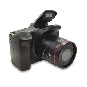 HD 1080P Digital Video Camera 16MP Camcorder Handheld Digital Camera with 2.4 inch Screen 16X Zoom DV Recorder