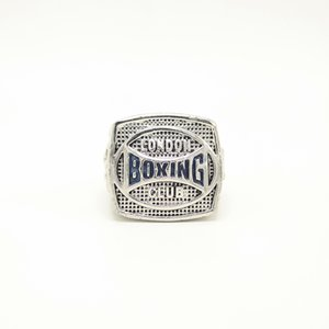Wholesale rings london for sale - Group buy Men FASHION SPORTS JEWELRY LONDON BOXING CHAMPIONSHIP RING FANS GIFT SET US SIZE