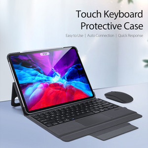 Wholesale keyboards apple for sale - Group buy Auto Sleep Wake Protective Keyboard Case For Apple iPad Pro A2069 A2232 Wireless Bluetooth Touch Keyboard Cover