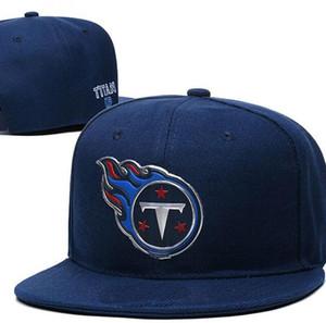 New Brand designing Tennessee Hat den Cap Men Women Football Caps Snapback Peaked Flat Brim Cotton Bone European American Fashion hat