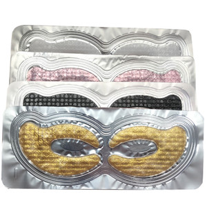 Collagen Crystal Eye Mask Patches For Eye Bags Wrinkle Dark Circles Lighten Fine Lines Deep Moisturizing Eye Pads