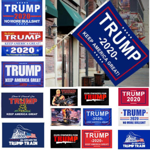 3x5 Trump Flag 2020 Election Trump flag Banner Donald Trump Flag Keep America Great Donald For President Campaign 90x150CM HH7-1988