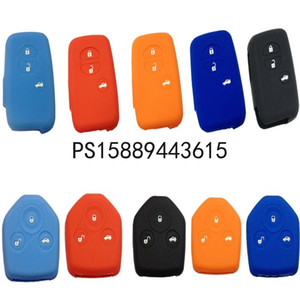 Wholesale subaru brz for sale - Group buy for Subaru aohulishi brz silicone car key case remote control protection package