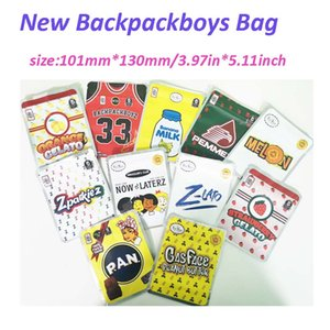 Newest 13 styles BACKPACKBOYZ cookies mylar bags 420 plastic bags dry herb flower packaging runtz bags