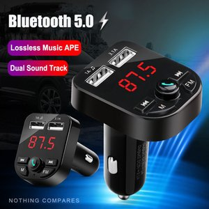Wholesale bluetooth mp3 player fm radio for sale - Group buy V5 Fm Radio Car Mp3 Player Bluetooth Format Support Mp3 Wav Car Player With Bluetooth Wireless Fm Transmitter
