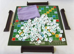 Wholesale mathematics games for sale - Group buy Scrabble Game English Desktop Learn Educational Toys Give your child a good learning environment free