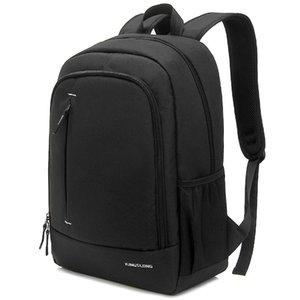 Wholesale backpacks for laptops resale online - Kingslong School Bags inch Laptop backpack for teenager Thin Light weight backpack computer Mochila for male and female Bag