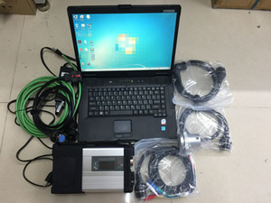Wholesale star xentry diagnostic for sale - Group buy mb star diagnosis c5 Mb Star C5 with Laptop CF diagnostic Newest DAS XENTRY for car trucks hdd gb ready to work