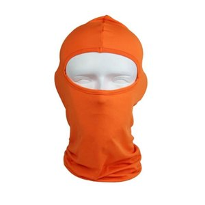 ingrosso motociclo ninja-Autunno Inverno Full Face Cover Ski Motorcycle Cycling Face Mask Ninja Skiboard Casco Collo Scaldino Geater Tube Beanie Masks HWB2469