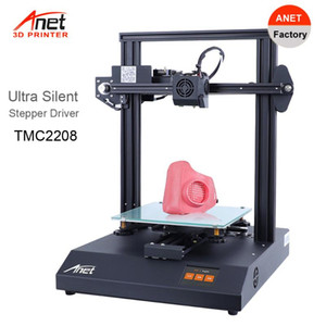 Wholesale drivers testing resale online - 3D Printer ET4 Pro Ultra Silent All Metal Printer Auto Self Leveling With TMC2208 Stepper Driver Support TEST UPLOAD