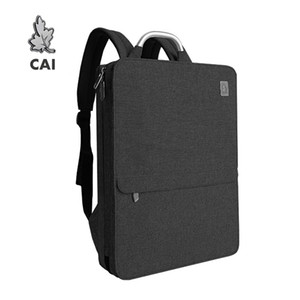 Wholesale school back packs for sale - Group buy CAI Waterproof inch Laptop Backpack Men Women Large Capacity Bag School Back Pack Business Travel Fashion Style Bookbag C1008
