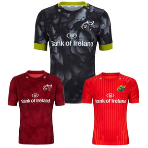 2020 2021 Munster Rugby jerseys ALTERNATIVE MUNSTER city home away training men 20 21 top quality Ireland club shirt size S-3XL