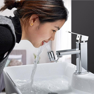 Wholesale faucets for kitchen resale online - Universal Splash Filter Faucet Bathroom Faucet Replacement Filter Faucet Bibcocks Kitchen Tool Tap for Water Filter IIA707