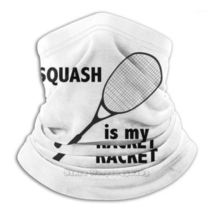 Wholesale sports squash for sale - Group buy Squash Is My Racket Scarf Bandana Headband Outdoor Climbing Warmer Face Mask Squash Racquet Sports Sport Exercise Racquet1