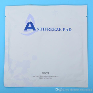 2021 Antifreeze membranes Accessories & Parts anti freeze membrane cryotherapy for Cryolipolysis slimming Machine fat freezing treatment 26*39cm Size 70G