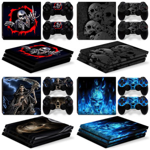 Wholesale ps4 prices for sale - Group buy Factory Price Camo design Vinyl Skin Sticker for PS4 Pro console and Controller Y1201