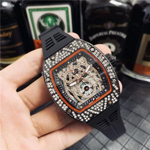 montres à quartz de diamant prix achat en gros de-news_sitemap_homeCheap Prix Mens Fashion Montre de Luxe diamant Iced Designer Montre bling Mens Watch Sport Mouvement Quartz Livraison gratuite