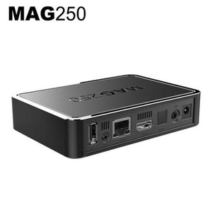 MAG250 OTT Service Linux System Streaming Home Theatre System TV Box Media Player Same MAG420 MAG322