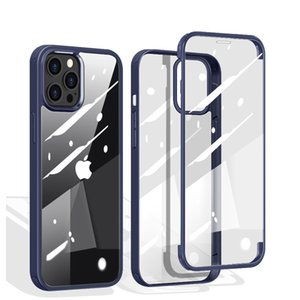 Wholesale pro build for sale - Group buy Full Body Heavey Duty Protection Shockproof Case Built in Glass Protector for iPhone Mi Pro Max XR XS Max