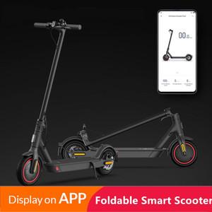 Electric ScooterPro Smart E Scooter Skateboard Mini Foldable Hoverboard Longboard Adult 45km Battery