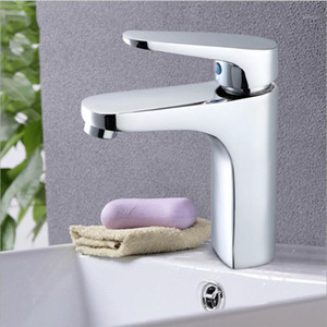 Wholesale stainless steel washing basin resale online - 1PC Single Hole Stainless Steel Water Tap Ceramic Valve Core Faucet Easy to Install Durable for Kitchen Wash Basin Bathroom1