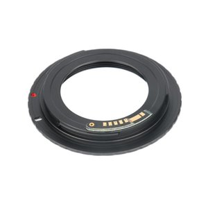Wholesale adapter lens eos for sale - Group buy ALLOYSEED AF Confirm M42 E0S Mount Lens Adapter Bayonet mount for Eos D D D D D D D Rebel T1i T2i T3i