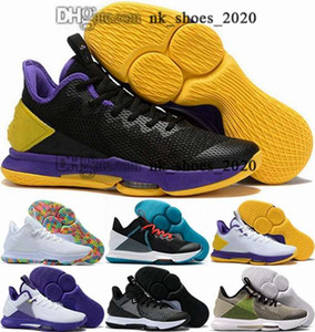 Wholesale lebron sneakers resale online - eur scarpe ladies basketball james Sneakers size us shoes baskets women lebrons trainers girls men cheap lebron Zoom Witness IV