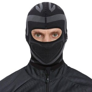 Wholesale motocycle sport resale online - Winter Sport Cycling Cap Bike Full Face Masks Neck Warmer Men Women Scarf Ski Bicycle Motocycle Fleece Head Cap Hat