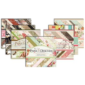 papier cartonné achat en gros de-news_sitemap_homeENO voeux de Scrapbooking Papiers Vintage Background Card Décoration Stock Papiers pour Carterie Q1114