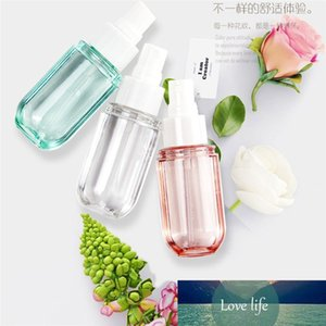 Wholesale spray toner resale online - 1 Pc ml Empty Spray Bottle Travel Plastic Perfume Atomizer Lotion Toner Remover Water Bottle Spray Cosmetic Bottle Makeup Tool