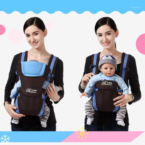 Wholesale baby carriers wraps for sale - Group buy Newborn Baby Front Carrier Adjustable Infant Safety Buckle Pouch Wrap Soft Toddler Sling Carrier Baby Four Position Lap Strap1