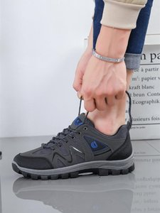 Wholesale men's hiking shoes for sale - Group buy Men s Shoes New Hiking Shoes Autumn and Winter Men s Non slip Sneakers Waterproof Sports Lightweight Casual Outdoor