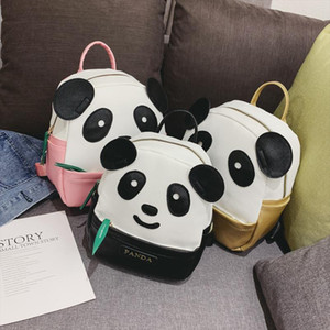 Wholesale korean bag kids pu leather resale online - Bags School Korean PU For Vupmf Leather Kindergarten Backpack Style School Bookbag Cute Mini Backpack Girls Kids Ndgve