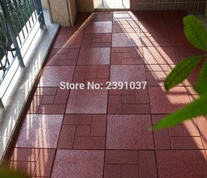 Wholesale carpets tiles for sale - Group buy Slide Rubber Floor Tiles Ground Mat Outdoor Kindergarten School Playground Environment Friendly Safety Soft Glue Berber Carpet Pric hpq2