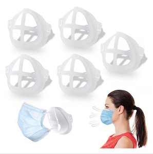 Wholesale breathe freely for sale - Group buy 3D Mask Bracket for Adult Child Lipstick Protection Stand Mask Inner Support For Breathe Freely Face Masks Holder Tool Accessories LJJP564
