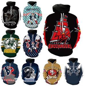 sweat à capuche de football américain achat en gros de-news_sitemap_homeSweat shirt pour hommes Sweats de football américain Sweats à capuche D Hoodies Sports Sweatshirts masculins Costumes Harajuku Mode Hoody Manteau x1214
