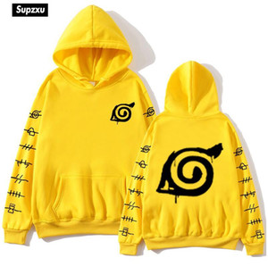 2020 SUPZXU fashion Brand naruto Hoodies Streetwear itachi pullover Sweatshirt Men harajuku autumn winter Hip Hop hoodie hoody X1022