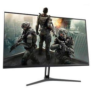 Wholesale vga designs resale online - Frameless design inch gaming monitor with VGA HD interfaces1