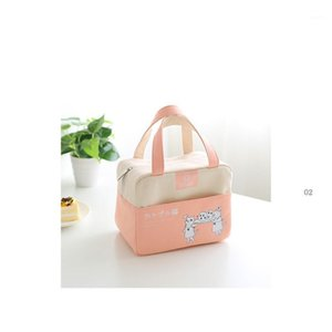 Wholesale kids lunch boxes for sale - Group buy Female Lunch Box Bag Cartoon Insulated Thermal Picnic Lunch Bags for Women kids Men Cooler Tote Bag Case Carry Case1
