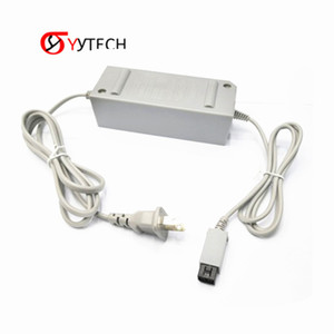 SYYTECH EU US Plug Replacement Wall AC Power Adapter Supply Cord Cable For Nintendo Wii Console Game Accessories Repair Parts