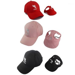 Wholesale travel accessories for sale - Group buy Pet Dog Family Hat Parent Child Mounted Baseball Cap Head Accessories Sun Hat Outdoor Travel Lovers of Pairlook Sports Dog Caps1