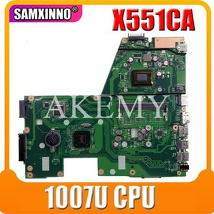 Wholesale intel laptop motherboards cpus resale online - X551CA Motherboard REV2 U CPU For Asus X551CAP F551CA Laptop motherboard X551CA Mainboard test OK
