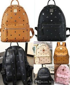 bolso nuevo diseñador de chicas al por mayor-2021 New Fashion Women Men Backpack Bolsa de bolsos Bolsos para Boys Girls School Bag Women Designer Mochilas Bolsas Bolsos Bolso