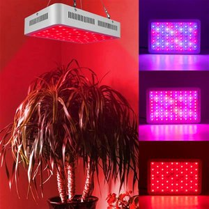 Wholesale high quality grow lights for sale - Group buy Hot selling W Dual Chips nm Full Light Spectrum LED Plant Growth Lamp White high quality Grow Lights